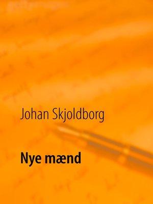 cover image of Nye mænd
