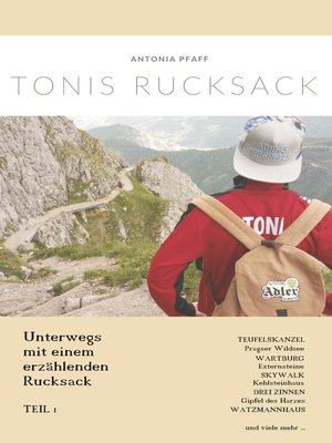 cover image of Tonis Rucksack