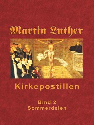 cover image of Kirkepostillen--Sommerdelen