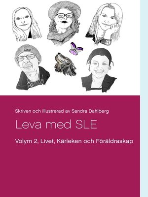cover image of Leva med SLE  Volym 2