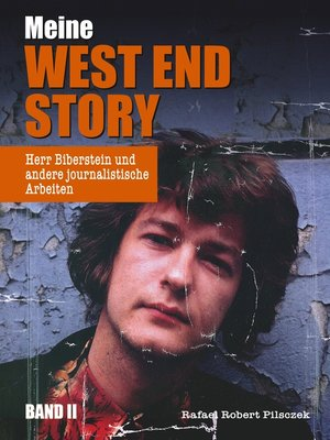 cover image of Meine West End Story (Band II)