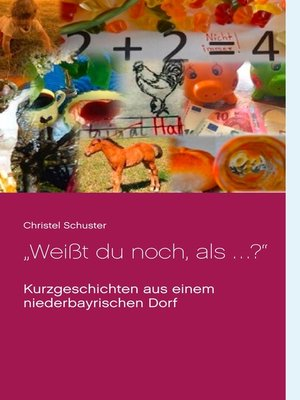 "cover image of ""Weißt du noch, als ... ?"""