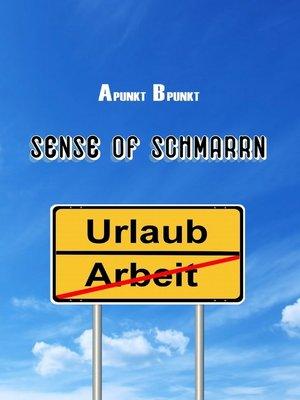cover image of Sense of Schmarrn