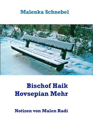 cover image of Bischof Haik Hovsepian Mehr