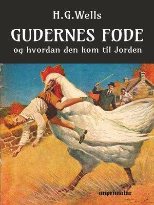 cover image of Gudernes Føde