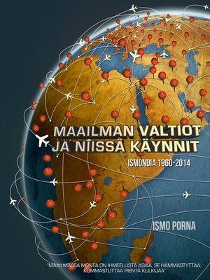 cover image of Maailman valtiot ja niissä käynnit