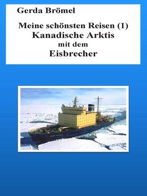 cover image of Meine schönsten Reisen (1)