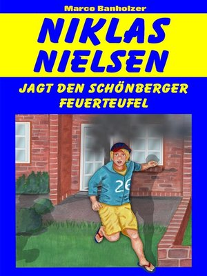 cover image of Niklas Nielsen jagt den Schönberger Feuerteufel