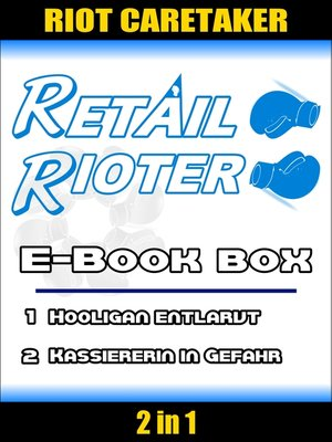cover image of Retail Rioter--eBook-Box I
