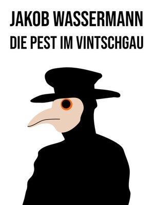 cover image of Die Pest im Vintschgau