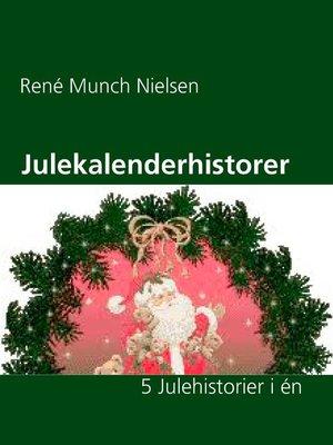 cover image of Julekalenderhistorer