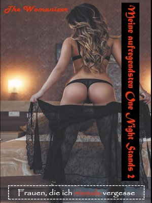 cover image of Meine aufregendsten One Night Stands 2