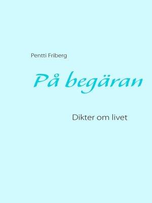 cover image of På begäran