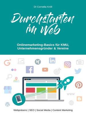 cover image of Durchstarten im Web