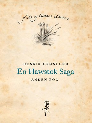 cover image of En Hawstok Saga