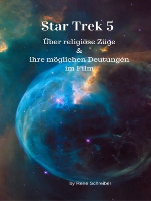 cover image of Star Trek 5--Am Rande des Universums