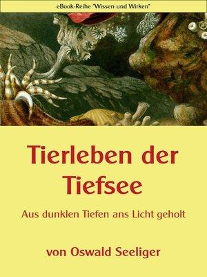 cover image of Tierleben der Tiefsee