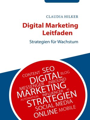 cover image of Digital Marketing Leitfaden