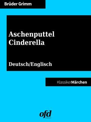 cover image of Aschenputtel--Cinderella