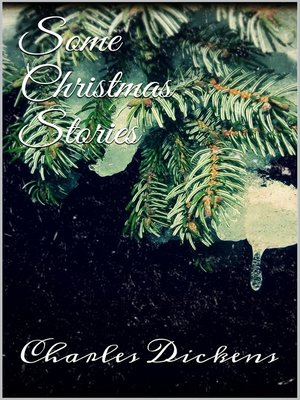 cover image of Some Christmas Stories