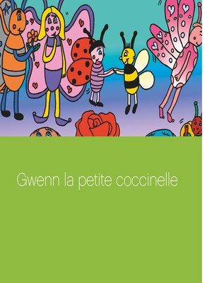 cover image of Gwenn la petite coccinelle