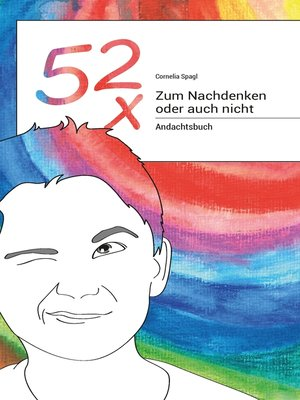 cover image of 52x Zum Nachdenken oder auch nicht
