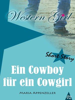 cover image of Ein Cowboy für ein Cowgirl