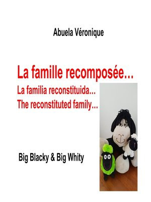 cover image of La famille recomposée