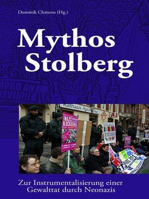 cover image of Mythos Stolberg