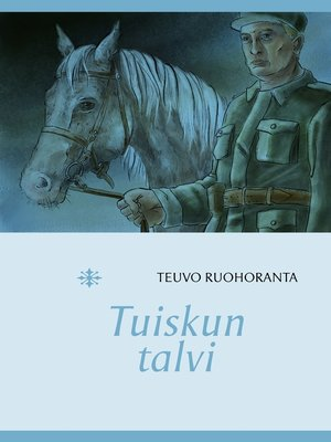 cover image of Tuiskun talvi