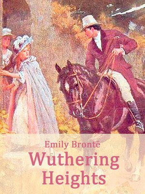 a discussion about the genre of the novel wuthering heights by emily bront Free ebook: wuthering heights by emily brontë emily brontë's only novel, this tale portrays catherine and heathcliff, their all-encompassing love for one another.