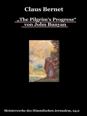 "cover image of ""The Pilgrim's Progress"" von John Bunyan, Teil 2"