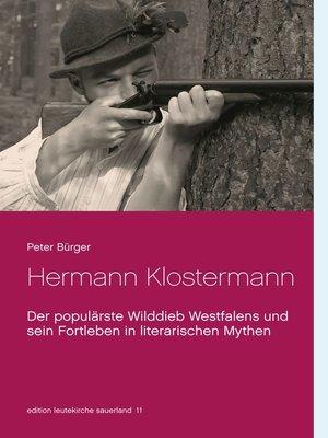 cover image of Hermann Klostermann