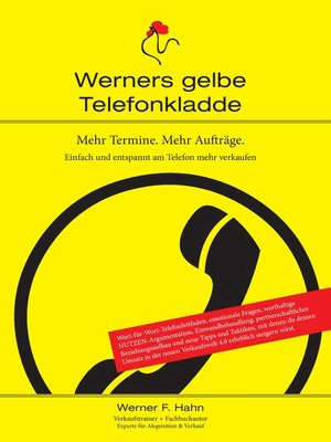 cover image of Mehr Termine. Mehr Aufträge.