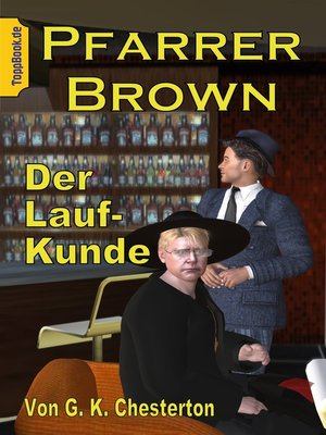 cover image of Pfarrer Brown--Der Laufkunde