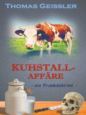 cover image of Kuhstallaffäre