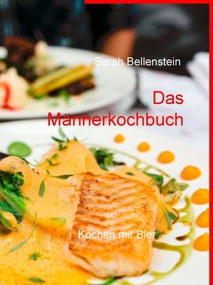cover image of Das Männerkochbuch