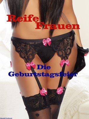 cover image of Die Geburtstagsfeier