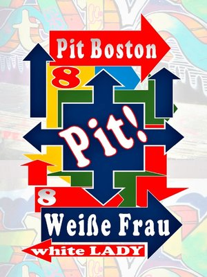 cover image of Pit! Weiße Frau