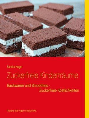 cover image of Zuckerfreie Kinderträume