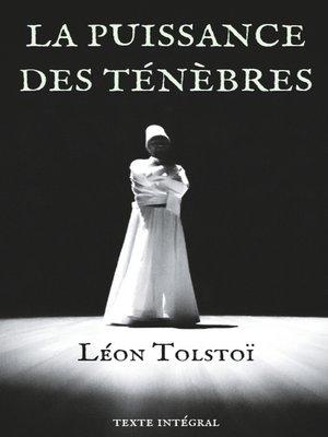 cover image of La Puissance des ténèbres