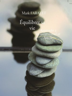 cover image of Équilibrer sa vie