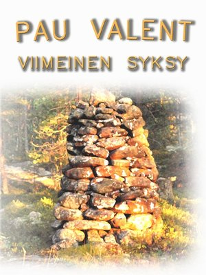 cover image of Viimeinen syksy
