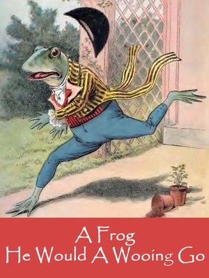 cover image of A Frog He Would a Wooing Go