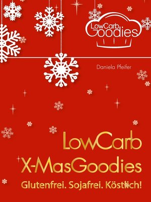 cover image of LowCarb X-MasGoodies