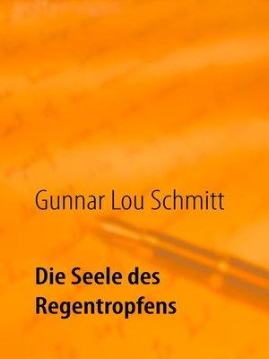 cover image of Die Seele des Regentropfens