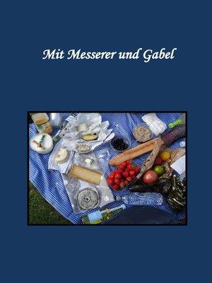 cover image of Mit Messerer und Gabel
