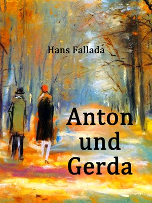 cover image of Anton und Gerda