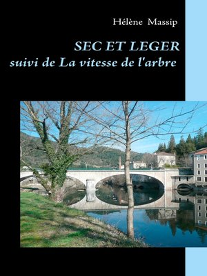 cover image of Sec et léger