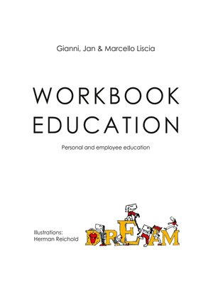 cover image of Workbook Education